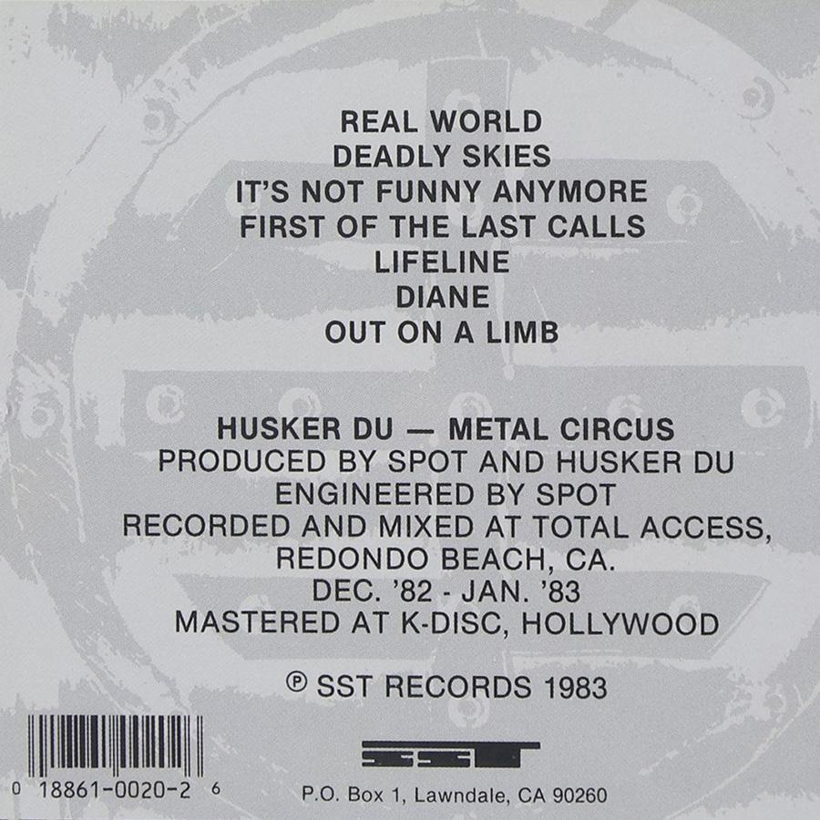 Metal Circus (1983)