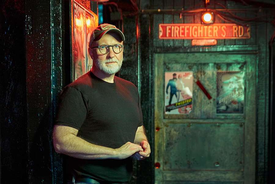 Portrait of Bob Mould Photo credit: Blake Little Photography