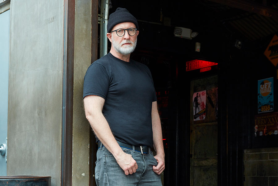 "Bob Mould Shares ""Siberian Butterfly"" The Third Song From Upcoming Album Blue Hearts"